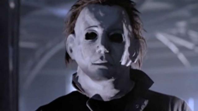 Halloween: el póster oficial hace que Michael Myers parezca viejo