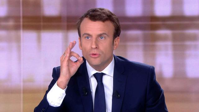 El Presidente Macron en Estados Unidos simbolismo político para su visita