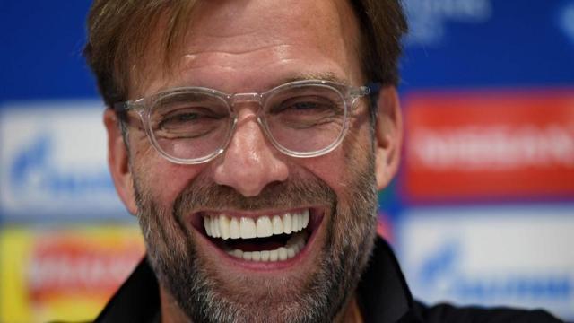 Jurgen Klopp tiene las mejores estadisticas de ganarle a la AS Roma
