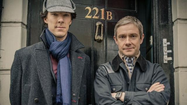 Benedict Cumberbatch nombra a la crítica de Martin Freeman como 'Pobre'