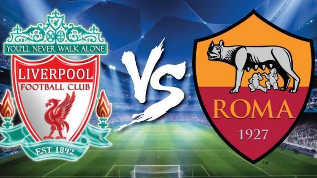 Semifinales: Liverpool y Roma en UEFA Champions League