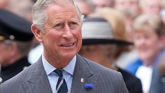 Prince Charles feels 'great joy' after arrival of new grandson