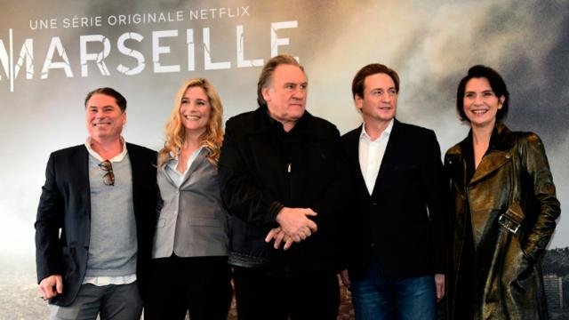 Netflix cancela su serie francesa 'Marsella', que nunca cuajó demasiado allí