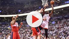 Raptors snap out of Wizards' spell to grab 3-2 series lead