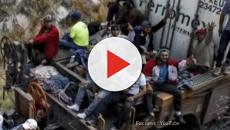 Migrant caravan brigade arrives in Tijuana, Trump won't budge