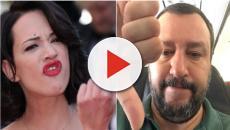Asia Argento contro Salvini: Parole dure per il leader delle Lega
