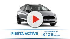 Ford Fiesta Active impara dalla Focus