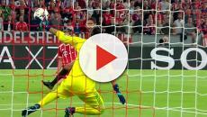 Cristiano Ronaldo explota contra Keylor Navas