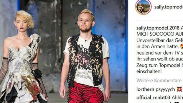 GNTM: Topmodel Sally ist cool und sympathisch zugleich