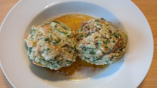 Los raviolis de cuatro quesos son un plato espectacular