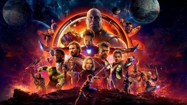 Marvel vuelve al cine con Avengers Infinity War