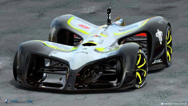 AI: velocidad y seguridad en la conducción de autos de carrera