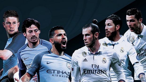 Mercato : L'échange fou entre le Real Madrid et Manchester City !