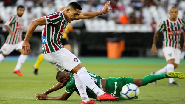 Em treino, Fluminense encaminha mudanças para domingo, veja