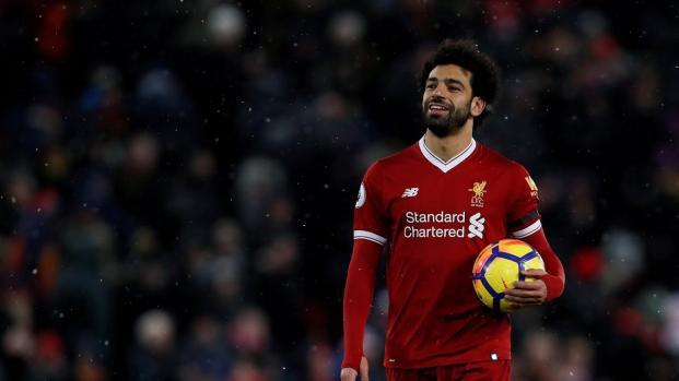 Salah pode ser um problema para o Real Madrid