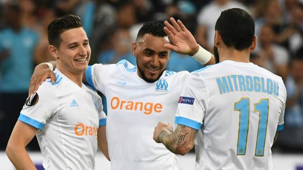 Marsiglia-Salisburgo 2-0, decidono Thauvin e N'Jie