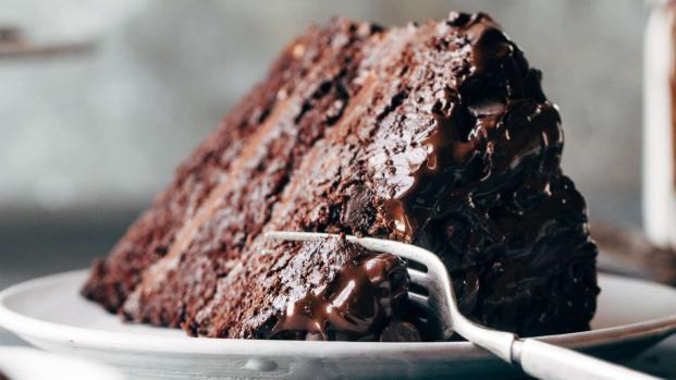 Receta de tarta: Pastel de Espuma de Chocolate