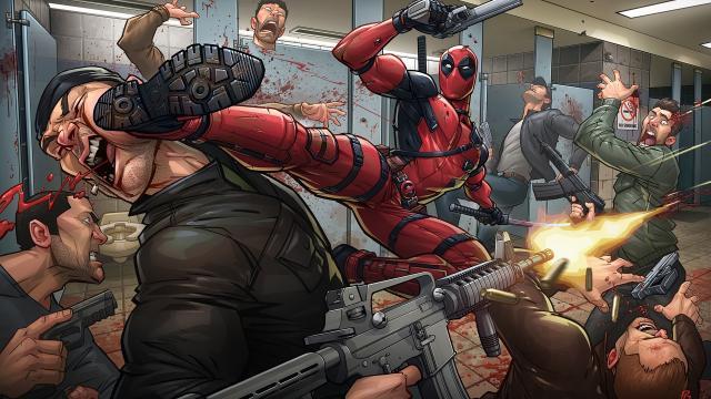 Deadpool 2 tendrá una mejor apertura que la primera parte