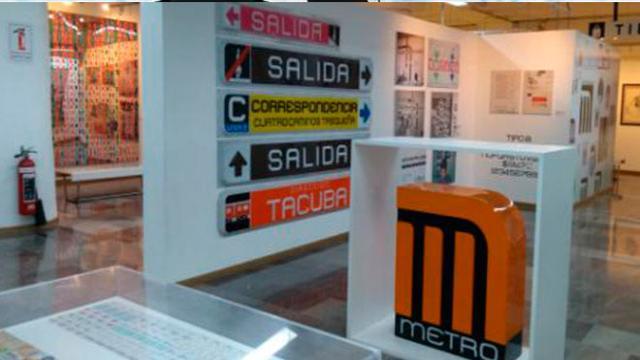 Dentro del metro de la CDMX puedes conocer un espacio cultural muy interesante
