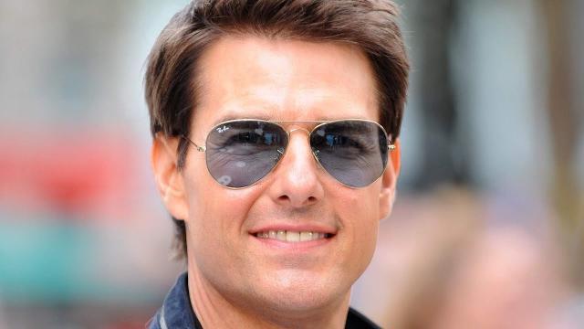 Tom Cruise dice que ni siquiera se puede imaginar a sí mismo como Iron Man