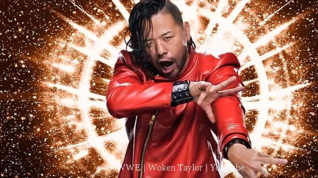 Shinsuke Nakamura will have a new theme