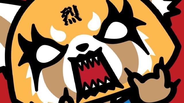 El panda rojo mas tierno y metalero de Netflix