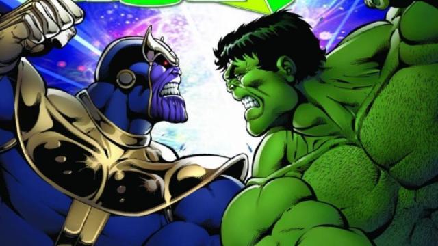 'Hulk vs.Thanos' ¡Los directores de Infinity Wars revelan quién es más fuerte!