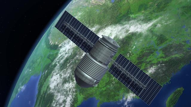 La estación espacial china que se precipita hacia la Tierra aterrizará