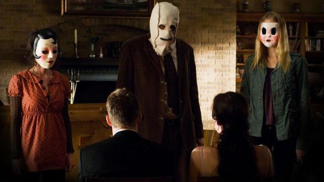 Tras 10 años de espera, The Strangers vuelve más brutal y terrorífico.