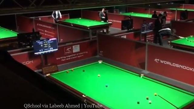 Snooker's QSchool stars in May, offers 12 Tour cards