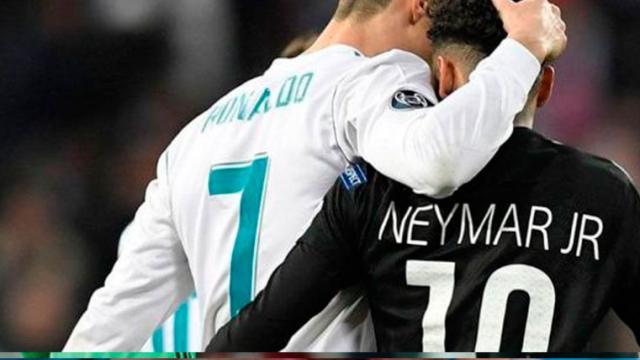 Cristiano Ronaldo no quiere a Neymar y tampoco a Keylor Navas en el Real Madrid