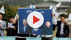 Cumbre de Panmunjeom: apretón de manos histórico entre los dos Coreas