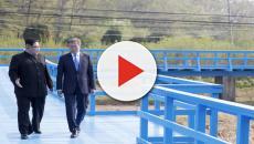 El histórico encuentro en la Cumbre de las dos Coreas