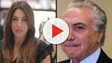 Polícia Federal investiga filha de Michel Temer e a intima para dar depoimento