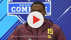 Washington Redskins pick Da'Ron Payne