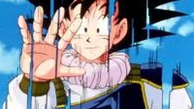 Capitulo 123 de la serie de Dragon Ball Z