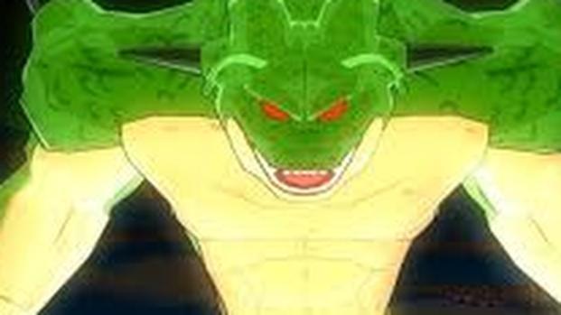 Porunga considerado el Rey Dragón