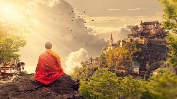 El equilibrio es la clave para conectar con el interior