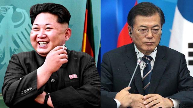 North Korean leader Kim Jong-Un makes historic U-turn in South Korea meeting