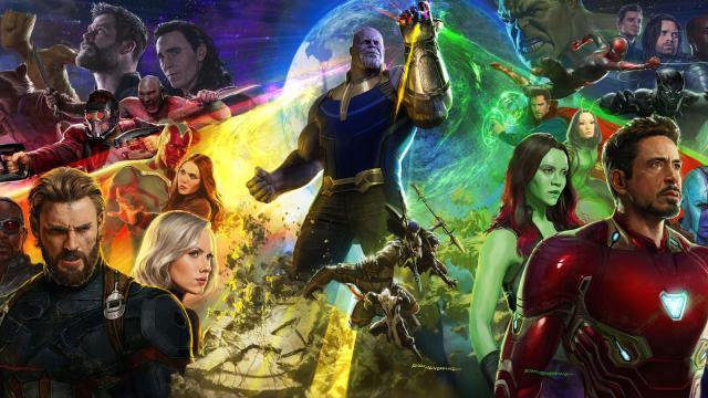 Los Vengadores: Infinity War, la película que muchos esperaban