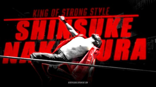 El nuevo tema de Shinsuke Nakamura