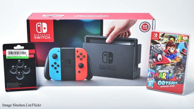 Nintendo Switch has been hacked and cannot be patched