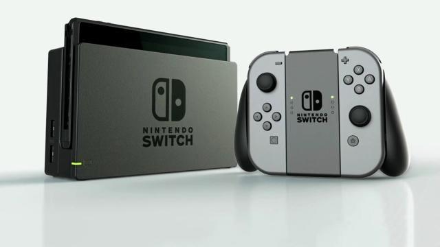 Switch es la consola más vendida de Nintendo en años