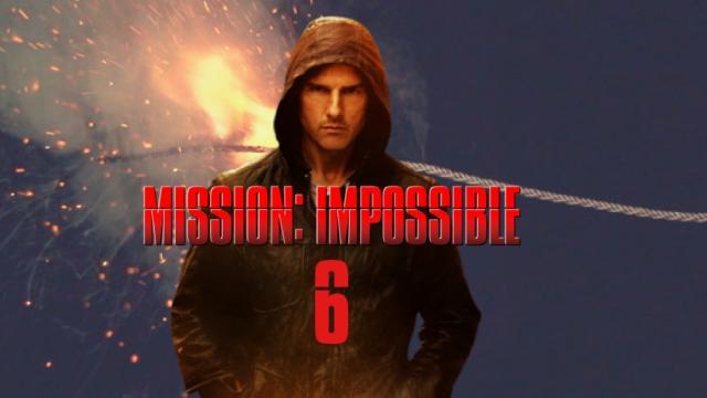 Tom Cruise realiza una escena de riesgo sin doble