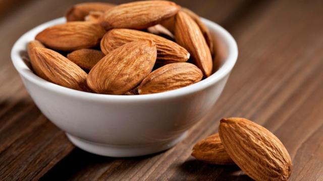 Nueces principales para una nutrición óptima