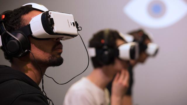 La realidad virtual con actores reales se roba el espectáculo