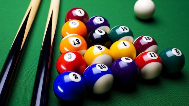 Snooker es un deporte tenso y emocionante