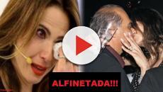 Marcelo Carvalho, ex-marido de Gimenez, assume novo romance e ela o alfineta