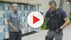 Grandfather Duke gets help from 'Hawaii 5-O' when his granddaughter is kidnapped