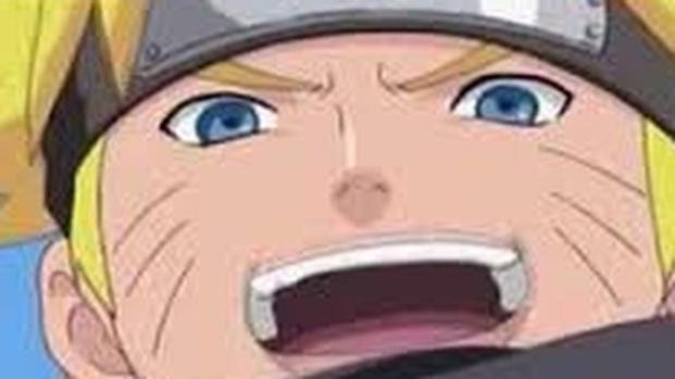 Capítulo 34 de la serie animada Naruto